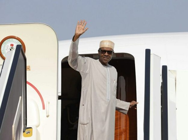 BREAKING: Buhari back to London