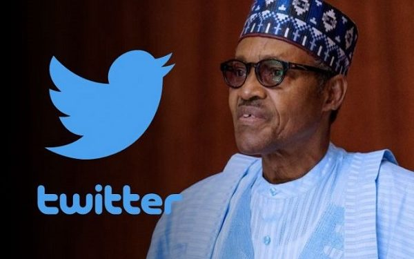 BREAKING: Buhari sets up team to negotiate with Twitter