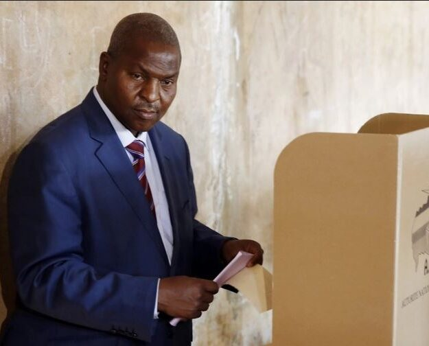 BREAKING: Central African Republic Prime Minister Tenders Resignation