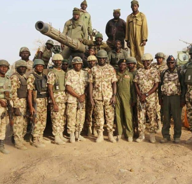 [BREAKING] Kebbi Abduction: Army Rescue More Students, Kill Bandit
