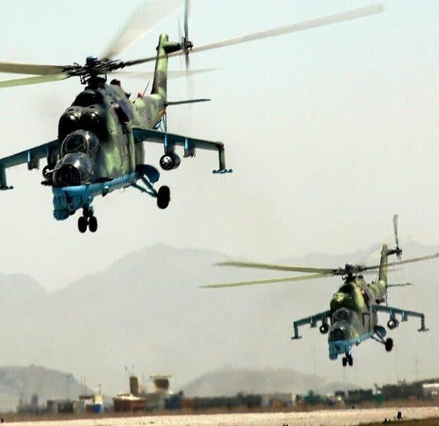 BREAKING: NAF Strikes Modu Sulum, ISWAP Chief Who Took Part In Shekau's Killing