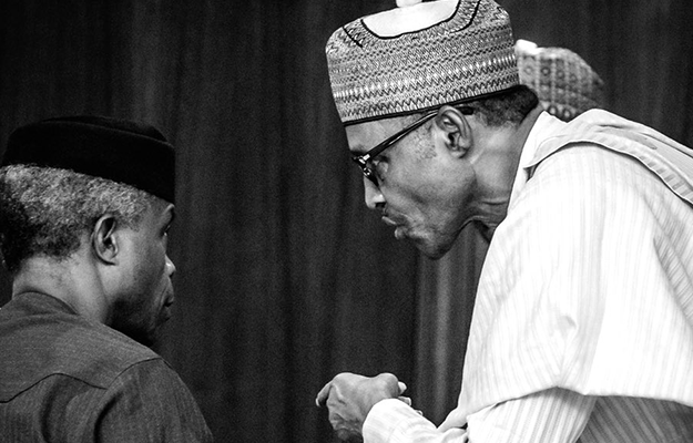 Buhari appoints Osinbajo poverty committee chairman