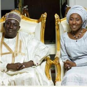Buhari's daughter, Fatima, weds Yau Kumo in Daura
