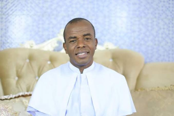 Catholic Church Bans Father Ejike Mbaka From Commenting On Political Matters 1