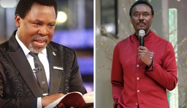Chris Okotie under fire for saying God's divine indignation consumed T.B. Joshua