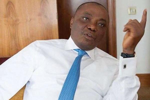 Delta PDP suspends Senator Peter Nwaoboshi