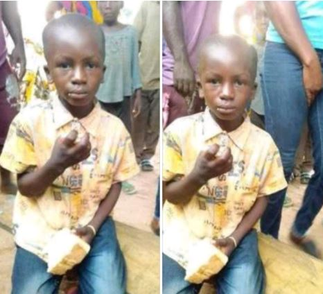 Drama As Taraba Boy 'Rescued' From Man Taking Him To Another State