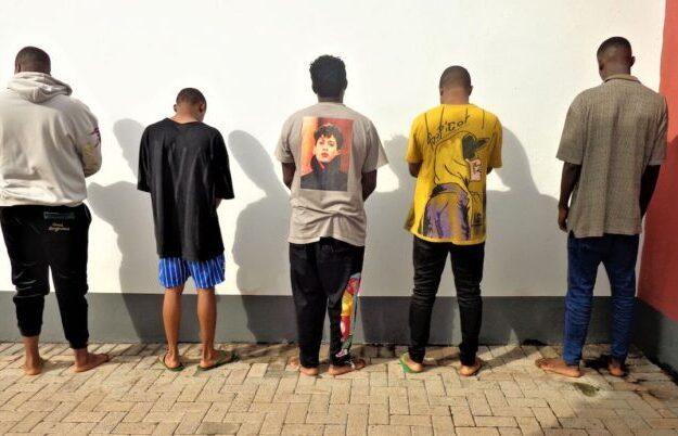 EFCC Enugu Arrests 10 Suspected Internet Fraudsters in Enugu