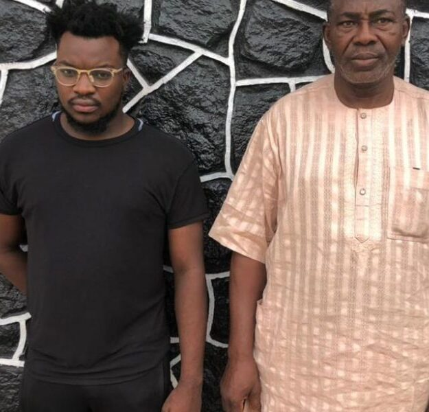 EFCC Nabs Father, Son For Alleged Internet Fraud