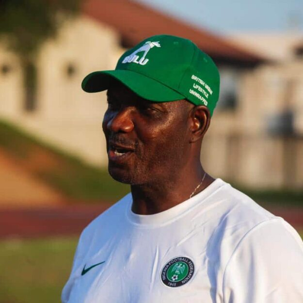 Eguavoen Reacts To Criticism Over Home-based Players Selection For Mexico Friendly