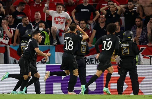 Euro 2020: Germany Avoids Upset Vs Hungary, To Face England In Knockout Stage As Portugal Progress After Draw With France