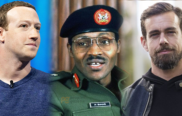 EXPOSED! Buhari Wanted To Ban Facebook, Twitter At Once