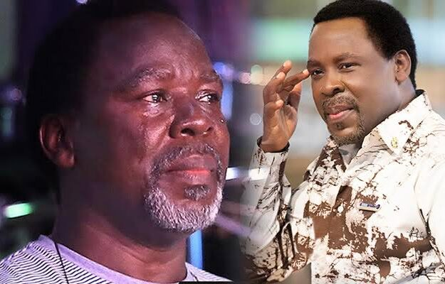 'God Should Kill Me And Bring TB Joshua Back To Life' — Church Member Cries Out