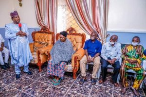 Gov. Lalong mourns permanent secretary, Azzuwut