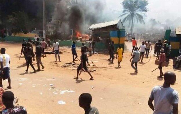 Gunmen attack police station, kill Inspector in Anambra