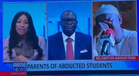 Headteacher Of Niger School Where 136 Pupils Were Abducted Weeps As He Accuses The State Govt Of Neglect (Videos)