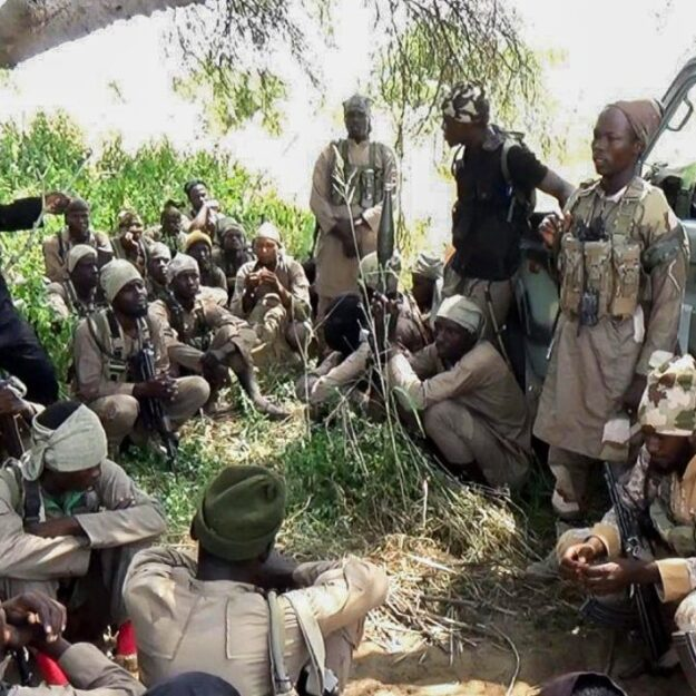 How troops wiped out ISWAP terrorists in Borno