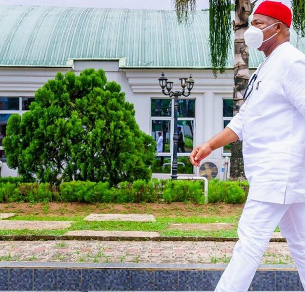 I can't guarantee security in Imo, says Uzodimma