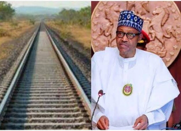 """""""I Have Family Members There"""" – Buhari Defends $1.9bn Railway Project To Niger Republic"""