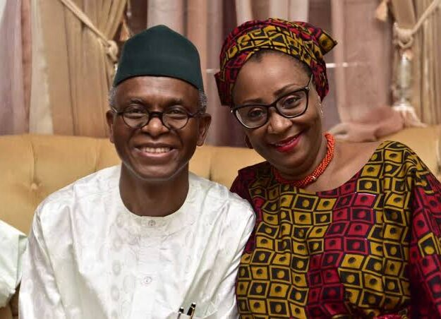 """""""I'd Rather Die Than Pay Ransom To Kidnappers If I'm Abducted"""" – Governor El-Rufai's Wife"""