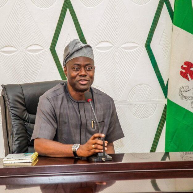 Insecurity: Makinde inaugurates Amotekun board in Oyo