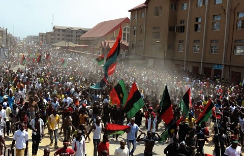 IPOB's Strongman 'Dragon' Killed In Bloody Shootout With Police