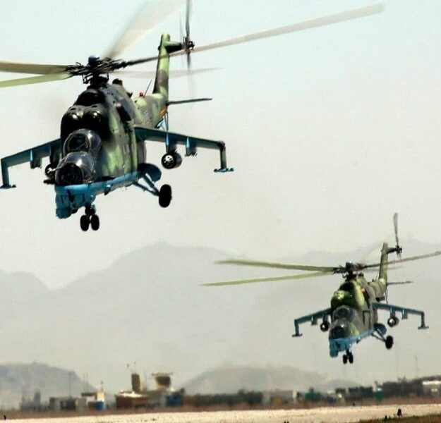 JUST IN: NAF Bombs ISWAP Chief, Modu Responsible For Killing Shekau