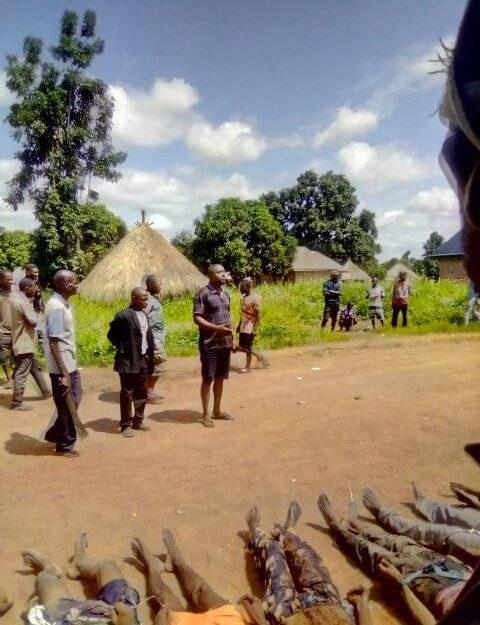 Killer herdsmen wreck havoc in Benue communities, kill graduate & 31 others