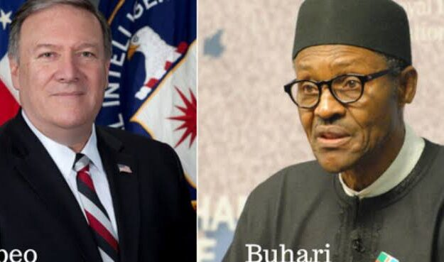 Mike Pompeo Slams Buhari Over Killing Of 1,500 Christians Within Six Months In Nigeria