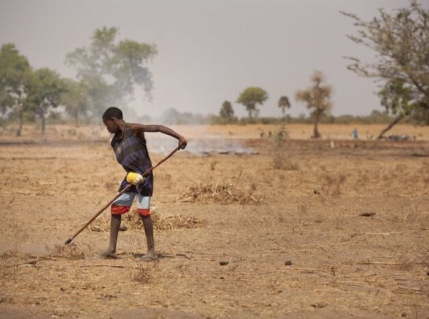 More than 50% of Nigeria's security challenges are climate change problems – Abdulrazaq Hamzat