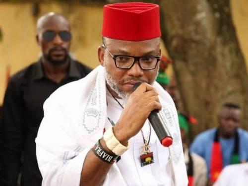 Nnamdi Kanu Mocks Nigerians Over Buhari, Osinbajo's Refusal To Deactivate Twitter Accounts
