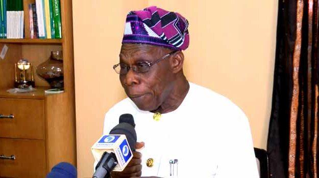 Obasanjo slams agitators of secession