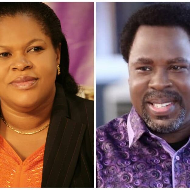 Only God can lessen our heartache – TB Joshua's wife speaks