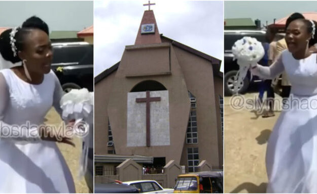Outrage As Bride Plans To 'Kill' Her Husband With S£x Shortly After Their Wedding