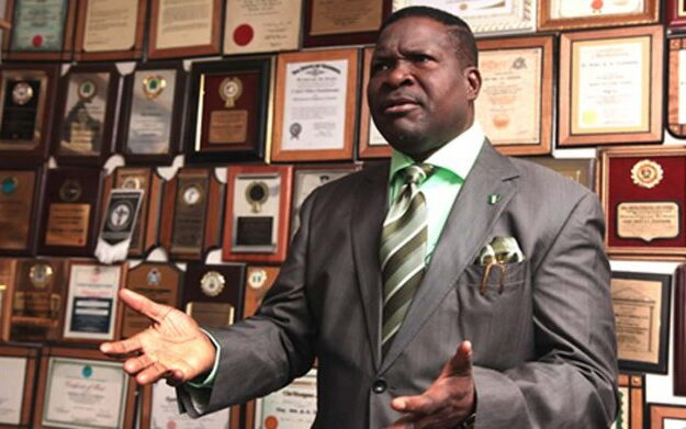 Ozekhome reveals real reason FG suspends Twitter in Nigeria