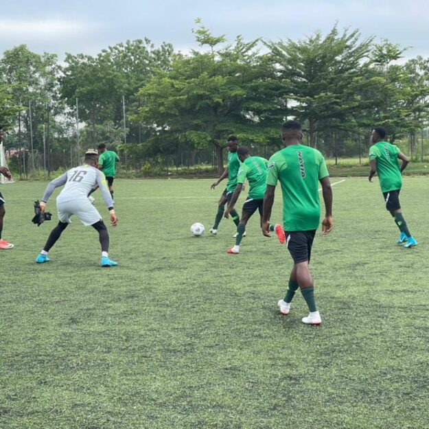 'Prove Your Worth In Mexico Friendly' -Rohr Charges Home-Based Eagles