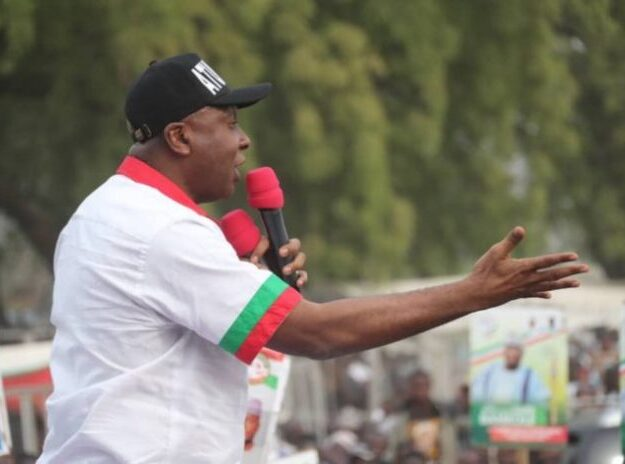 Saraki using reconciliation role to takeover PDP for 2023 presidential ambition