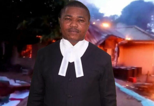 Soldiers/Police Invade IPOB Lawyer's Home In Anambra, Arrest Elder Brother, Others