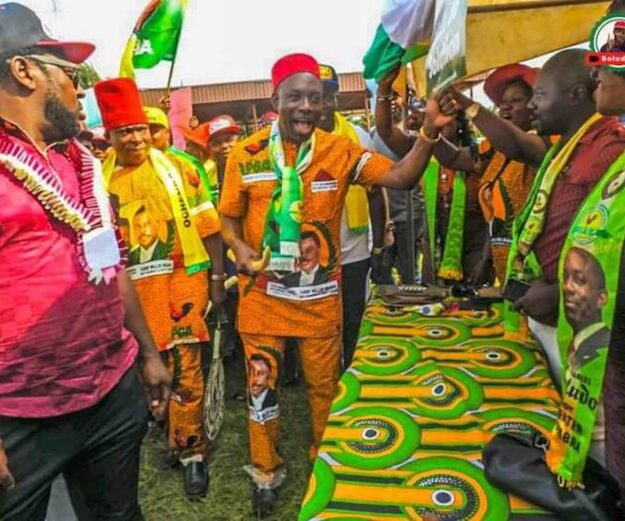 Soludo's endorsement by two Nnewi billionaires is causing ripple, Ifeanyi Ubah's supporters kick