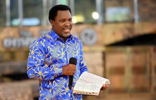 T.B Joshua: Disquiet As Adeboye, Oyedepo, Kumuyi, Other Top Nigerian Pastors Snub Prophet's Death
