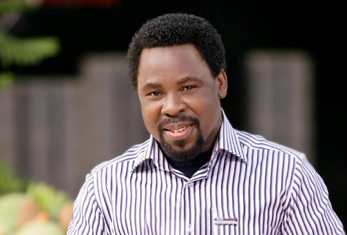 TB Joshua family battles Synagogue Church leaders over burial