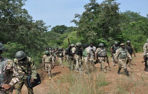 Troops killed ISWAP terrorists attempting to infiltrate Dikwa: Army