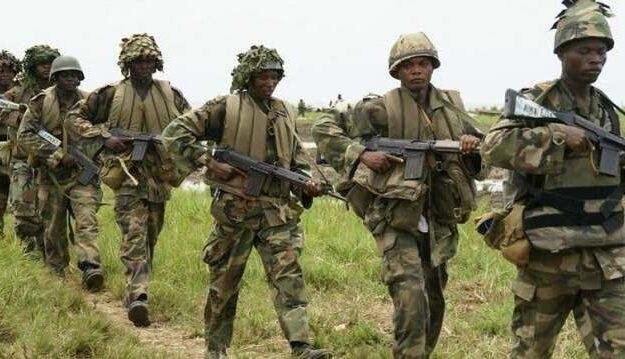 Troops neutralise several BHT/ISWAP terrorists, capture weapons