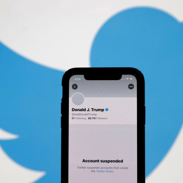 Trump praises Nigeria's Twitter ban, says he should have done same with Facebook