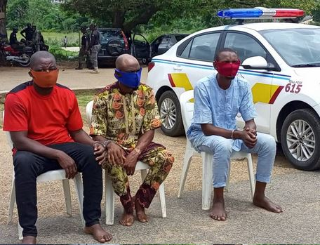 Update: Three Suspects Arrested In Connection With Ibadan Clash (Photos)