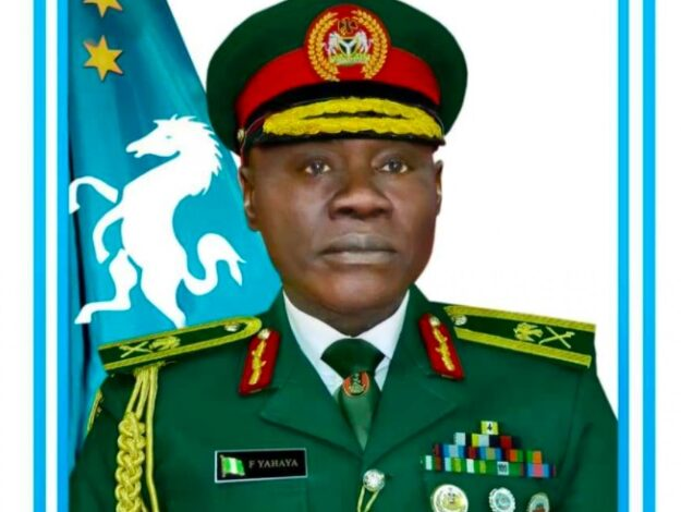 Why I Appointed General Yahaya As Chief of Army Staff – Buhari