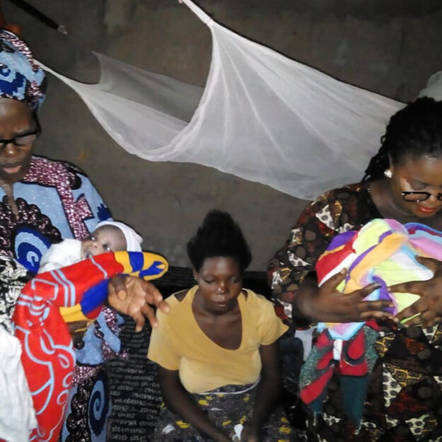 Woman Who Gave Birth A Week After Surviving Herders' Attack On Benue IDP Shares Her Near Death Experience