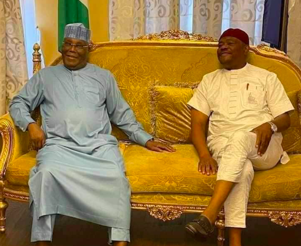 2023: Details of what Atiku and Wike discussed in Port Harcourt emerges