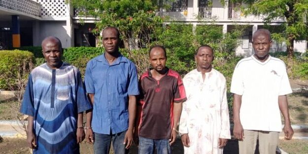 5 men in police net for allegedly sodomizing 20-year- old man in Kano