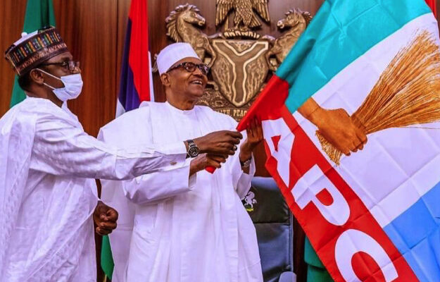 APC Speaks On Buhari's Ambition To Run For Third Term